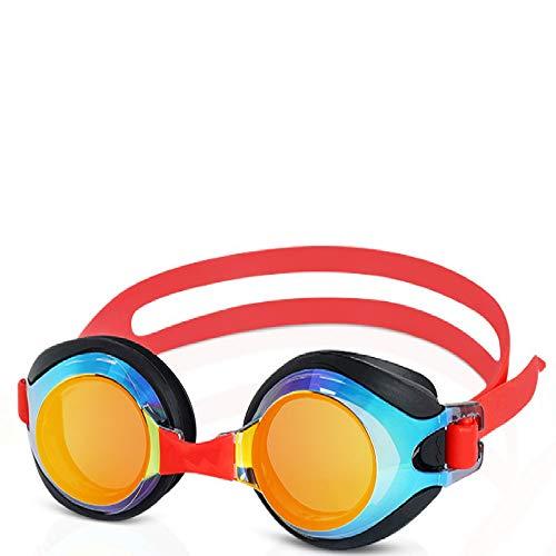 XC Arena Brille 6-12 Jahre HD wasserdichte Antibeschlagbeschichtung Coole Schwimmbrille Für Kinder
