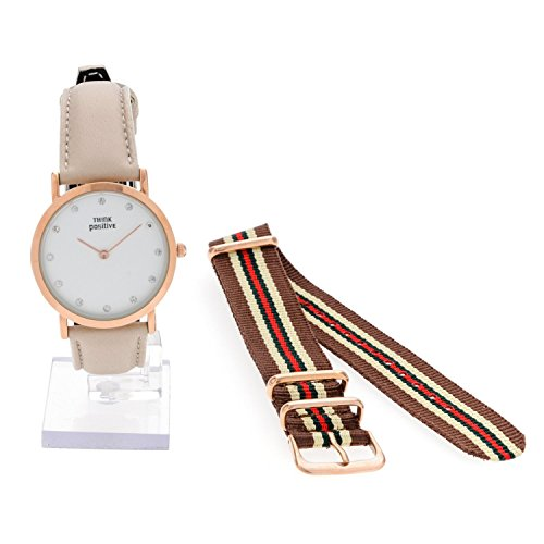 ladies-think-positiver-model-se-w96-flat-medium-steel-rose-watch-strap-in-beige-leather-made-in-ital