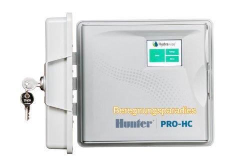 Hunter Beregnungscomputer, PRO-HC 601 E Steuergerät mit Hydrawise 6 Stationen