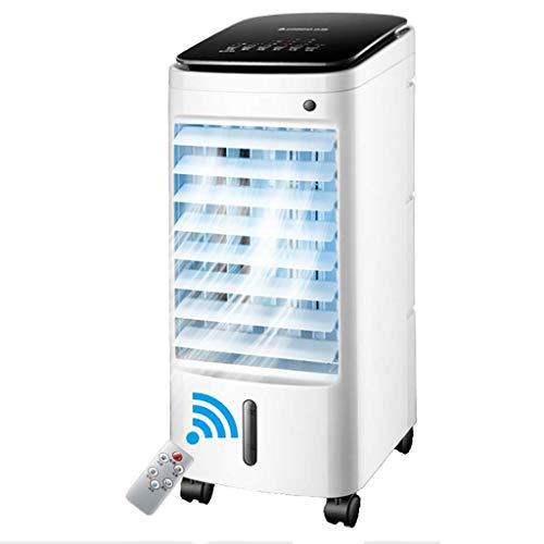 RZBB Fan Enfriador de Aire Aire Acondicionado Ventilador Refrigeración Control Remoto Hogar...