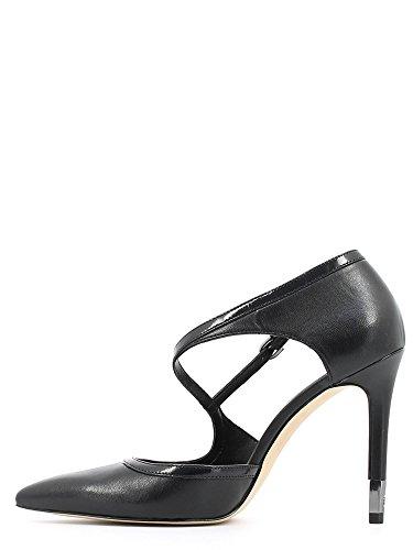 Guess FLABL1LEA08 Sandalo Donna Black