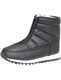 Schnee Stiefel, Quaan Frau Winter warm Boot Mutter Schuhe Anti-Rutsch Flexibel Mode Beiläufig wasserdicht Rutschfest Klassisch Stiefel