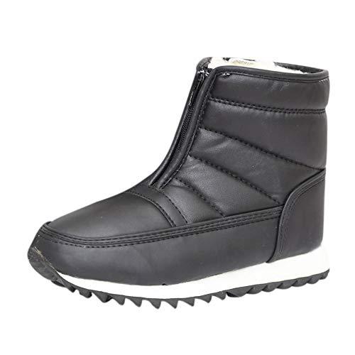 Schneeschuhe Frauen Winterstiefel Mutter Schuhe Rutschfeste Flexible Mode Lässig Stiefel,Heißer, SchöNe Stiefeletten