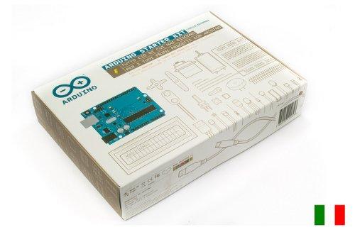 ArduinoK010007Kit per principianti, originale (manuale in Italiano)