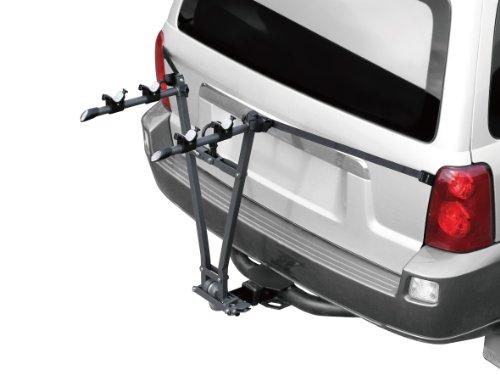 BNB 2 Tow Ball V Rack Bike Carrier - Grey