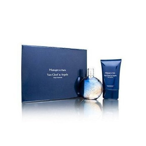 Van Cleef & Arpels Midnight in Paris Confezione Regalo 75ml EDT + 100ml Balsamo (Cleef Arpels Edt)