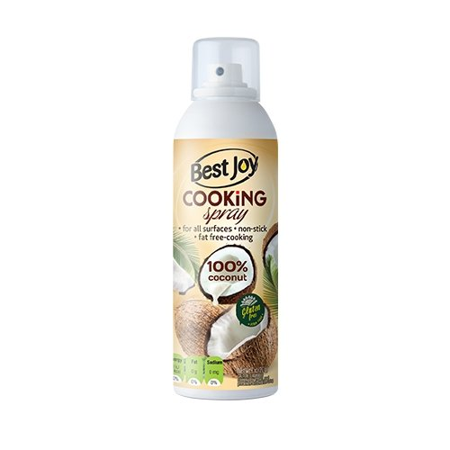 Best Joy Cooking Spray (201g) 100{5b5a7553e5e098fba18647f3749701049ebdde0e4defb0c8c63c89c363c4e01b} Coconut