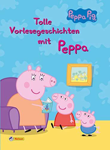 Peppa: Tolle Vorlesegeschichten mit Peppa (Peppa Pig) (Pig Nacht)
