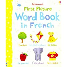First Picture Word Book in French by Masset, Claire ( AUTHOR ) Apr-01-2012 Board book