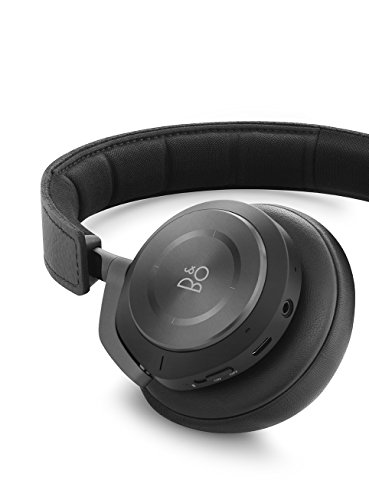 B&O PLAY by Bang & Olufsen 1645026 Beoplay H9i Wireless Over-Ear Active Noise Cancelling Kopfhörer schwarz - 4