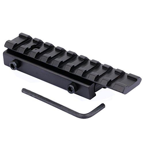 11-20mm Schwalbenschwanz Picatinny Weaver Schienen Scope Mount Basis Zielfernrohr Montage