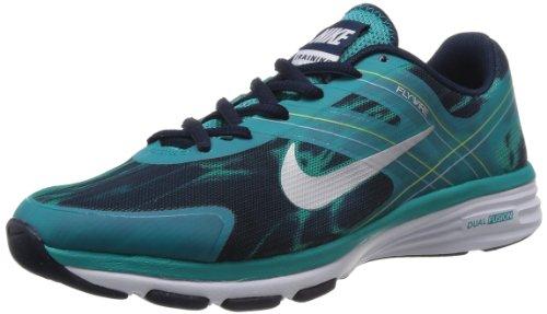 Nike Dual Fusion Tr 2 Print 631661 Damen Fitnessschuhe TRB GREEN/LT BS GREY-OBSDN-VNM GREEN