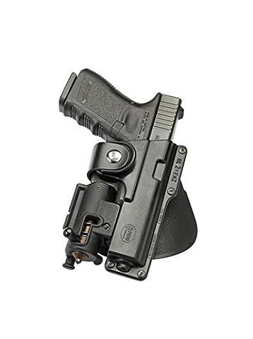 Fobus neu verdeckte Trage LINKE HAND Pistolenhalfter Mit Haltegurt Halfter Holster für Heckler und Koch H&K P2000 / Ruger SR9, SR40 / Pistole