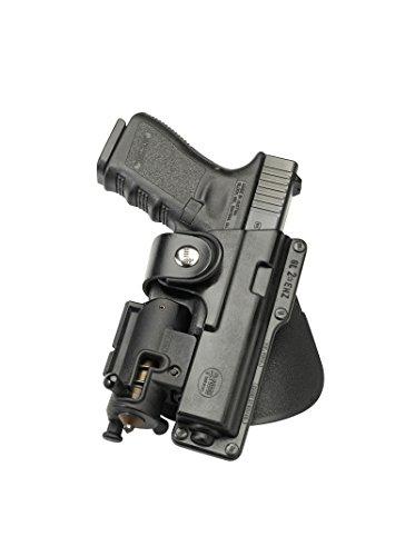 Fobus neu verdeckte Trage Linke Hand Pistolenhalfter Mit Haltegurt Halfter Heckler und Koch H&K P2000 / Ruger American Pistol 9mm / Beretta PX4 Compact Type F, 9mm & .40cal Pistole -