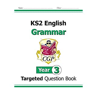 KS2 English Targeted Question Book: Grammar - Year 3