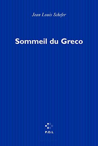 Sommeil du Greco