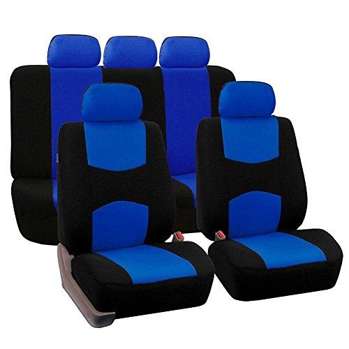 Preisvergleich Produktbild woyao13deng spezielle Leder Auto Sitzbezüge Auto Sitzbezug Sitzbezüge Schonbezüge Schonbezug Universal PU Leder
