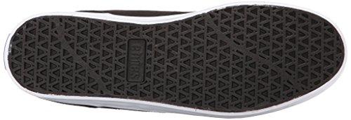 Etnies HITCH Herren Skateboardschuhe Black (Black/Brown 590)