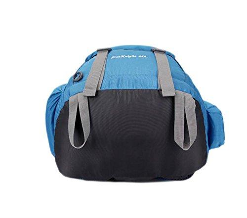 36-55L Uomini E Donne esterno del pacchetto spalle alpinismo borsa da viaggio impermeabile Luce professionale , 7 3