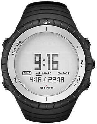 Suunto Core Digital esfera blanca reloj Unisex - SS016636000
