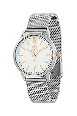 Reloj Marea Mujer B41173/3 Malla Plateado