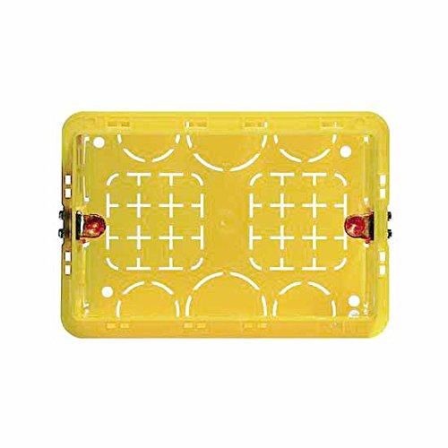 BTicino - Caja empotrable universal, para 3módulos, TRE503E