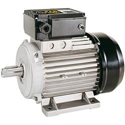 Fartools 117141 - Motor eléctrico (3 CV, 2P, 3000 rpm, altura del árbol: 90 mm)