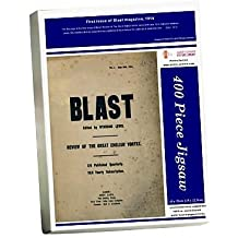 Media Storehouse 400 Piece Puzzle of First issue of Blast magazine, 1914 (14165931)