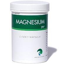 Magnesium Pur Magnesiumcitrat Kapseln, 250er Dose