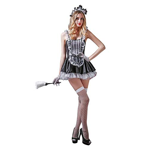 Sailor Adult Kostüm Maid - Just See You Frauen Versuchung Dessous Set Maid Outfit Rollenspiel Maid Adult Kostüm Kostüm Damen Show Outfit