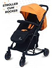 R for Rabbit Rock N Roll - The Rocking Baby Stroller and Pr