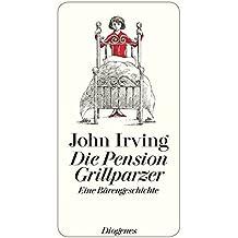 Die Pension Grillparzer: Eine Bärengeschichte (detebe)