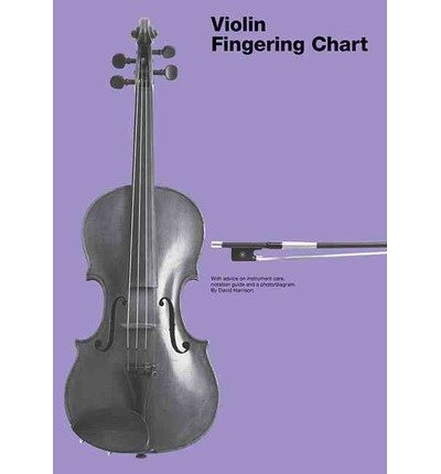 [(Chester Violin Fingering Chart)] [ By (author) David Harrison, Edited by Hal Leonard Publishing Corporation ] [March, 2012]