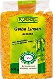 Rapunzel Bio Linsen gelb