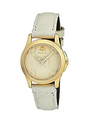 Gucci Damen-Armbanduhr YA126580