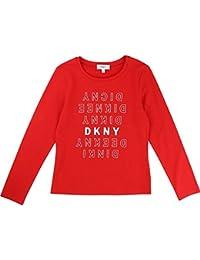 DKNY Girls' Long-Sleeved Top