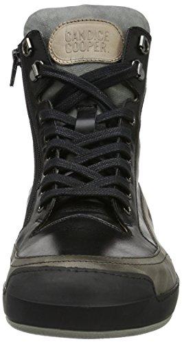 Candice Cooper Andy, Sneakers basses homme Schwarz (Nero)