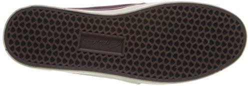 C1rca - Zapatos De Cuello Bajo, Unisex - Rojo Adulto (rot (oxbl / Oxblood))