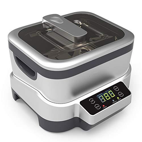 KHSW 1200 ml Ultraschall Reiniger Bad mit Degas Abnehmbare Tank Schmuck Cutters Werkzeuge Teile Dental Reinigung Sterilisator