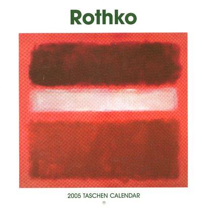 Rothko : Calendrier 2005