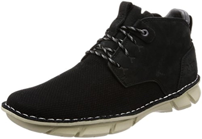 Cat Almanaque Lona Hombre Botas  Zapatos de moda en línea Obtenga el mejor descuento de venta caliente-Descuento más grande