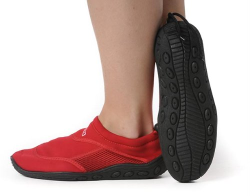 Beco Chaussures de bain Surf Rouge - Rouge