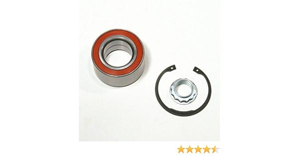 1 X Radlager 1 X Radlagersatz Mit Abs Sensorring Vorne Auto