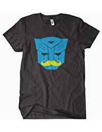 Transformers T shirt Robots In Disguise Autobots In Black