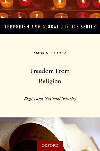 [(Freedom from Religion)] [By (author) Amos N. Guiora] published on (March, 2012)