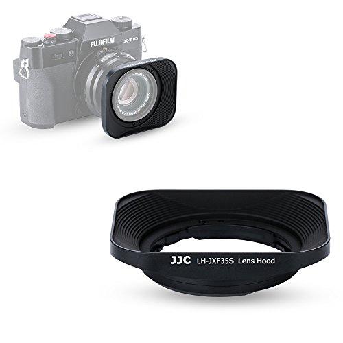 PROfoto.Trend/JJC LH-JXF35S Black Square Bajonett Objektiv für Fujifilm Fujinon XF23mm F2 R WR / Fujinon XF35mmF2 R WR Objektiv