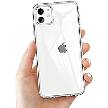 Joyguard Coque iPhone 11 2019 [2 × Verre trempé Protection écran], iPhone 11 Coque Souple TPU