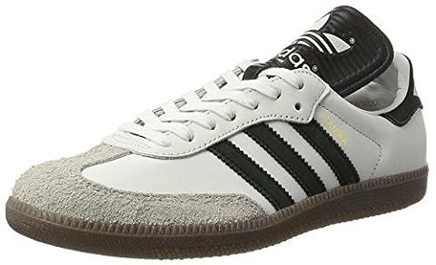 adidas Herren Samba Classic Og Mi Sneaker, Weiß (Vinwht/Cblack/gum5), 42 2/3 EU