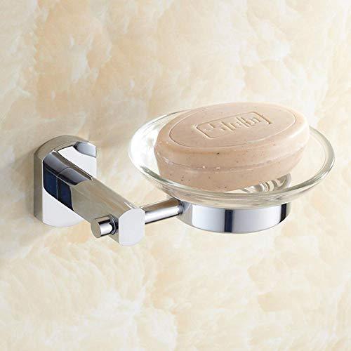 XHCP Seifenschale Kupfer Chrom Zahnbürste Getränkehalter Seifenkorb Badezimmer Hardware Set Seifenschale Lagerung HolderStorage Rack Seifenkiste -