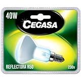 Cegasa r-50 - Lámpara r-50 reflectora 40w 230v e-14 blister